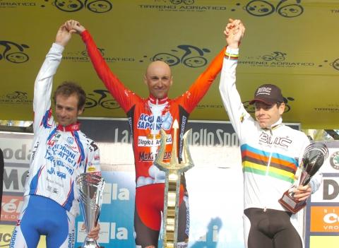 Rygte: Garzelli skifter til Team Saxo Bank