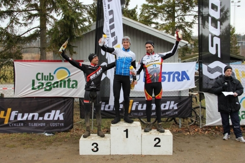 Mountainbike-ryttere kæmper for OL-plads