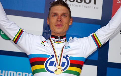 Tony Martin knuste konkurrenterne i Belgien
