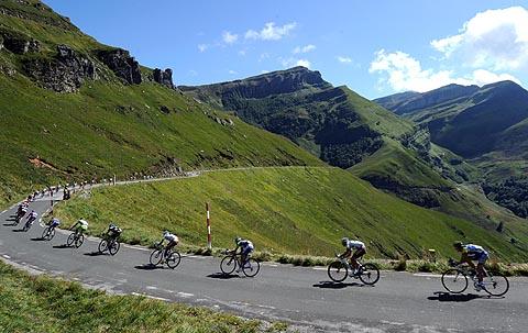 Vueltaen ikke til Nordvestspanien, til Andorra i 2012