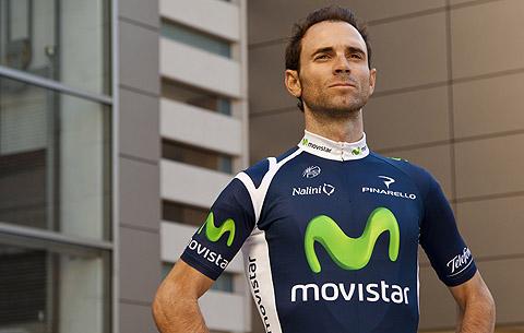 Valverde: Jeg blev bange for Gilbert
