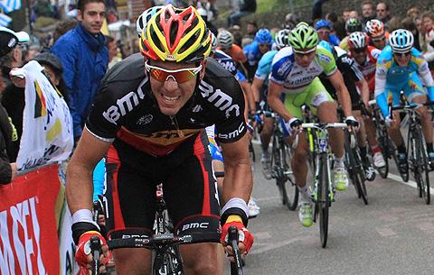 Amstel2012 Philippe Gilbert angreb 2