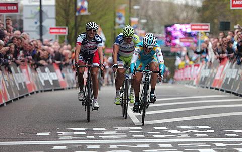 Amstel2012 Spurt
