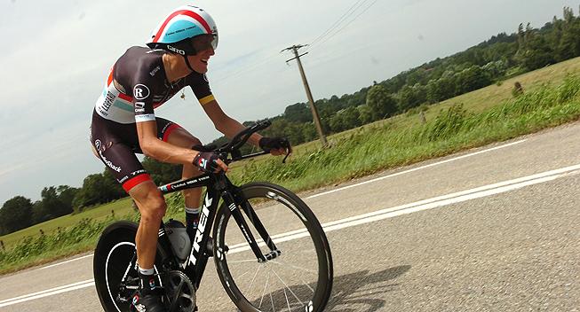 Andy Schleck gør comeback i fransk løb