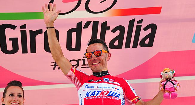 Giro2012 10 etape Joaquim Rodriguez Olivier podiet