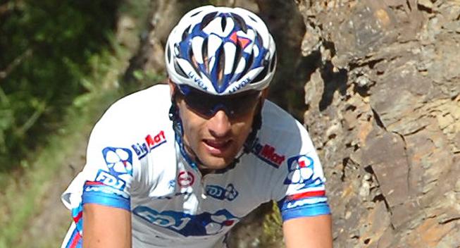 Giro2012 12 etape Sandy Casar