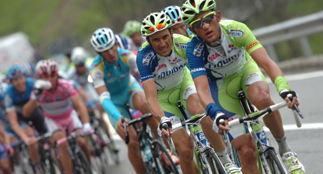 Photo: is first and only professional victory came at the Criterium du Dauphine.