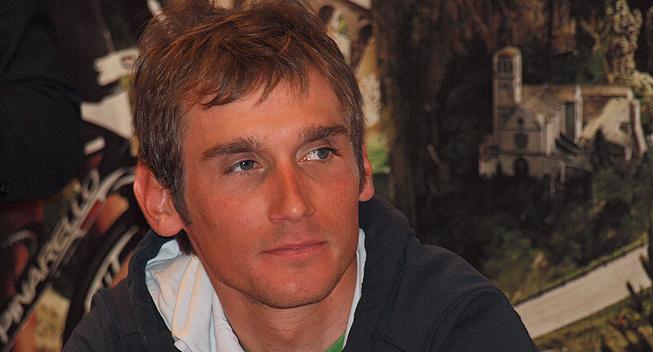 Giro2012 praesentation Roman Kreuziger