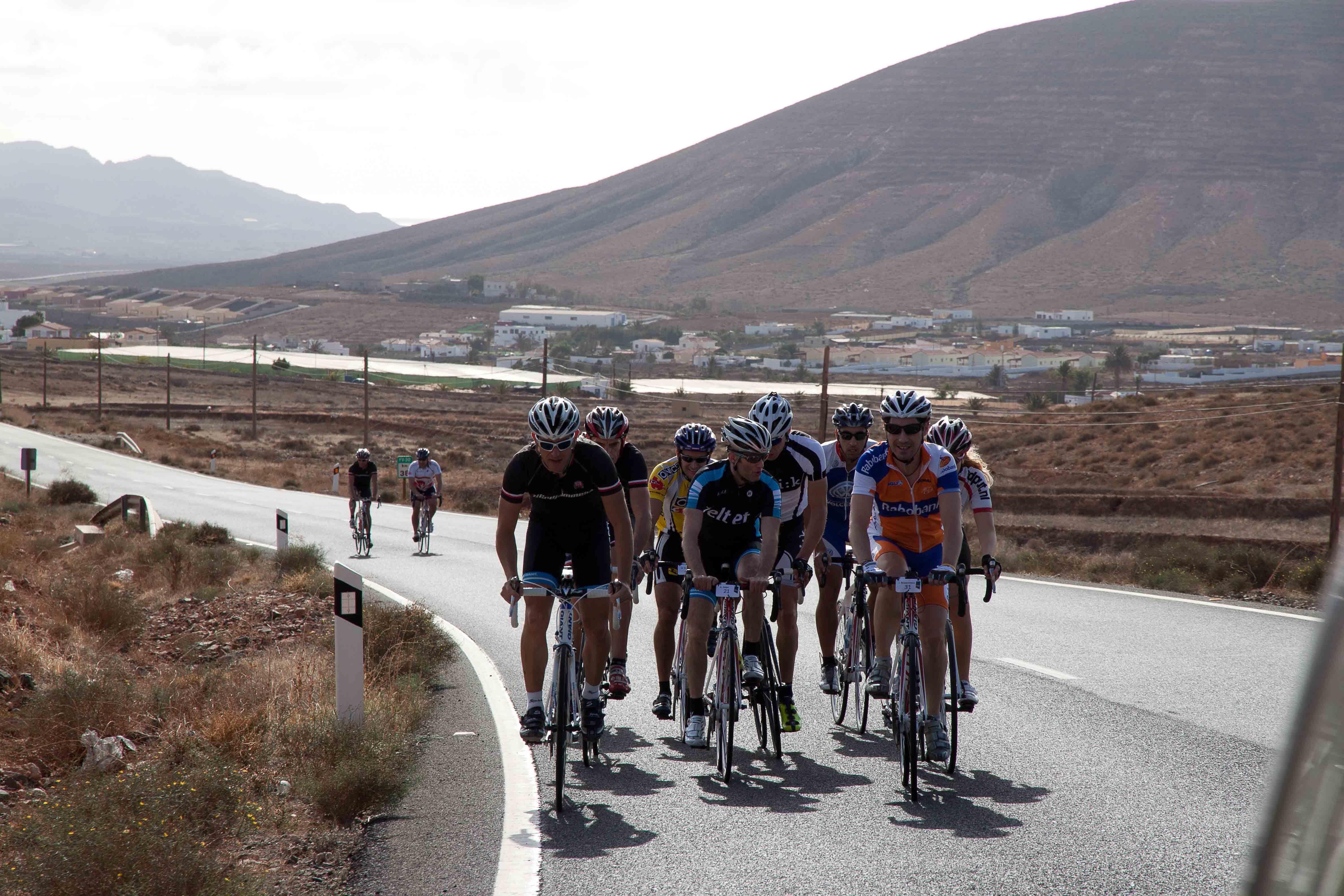 Ny udbyder af cykeloplevelser og træningslejre