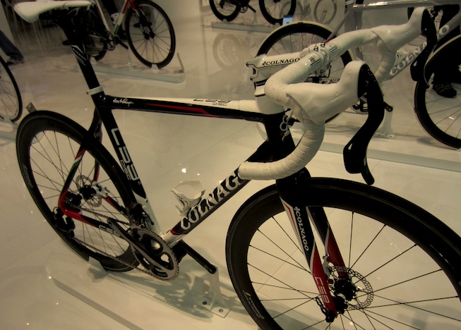 skivebremser på cykel