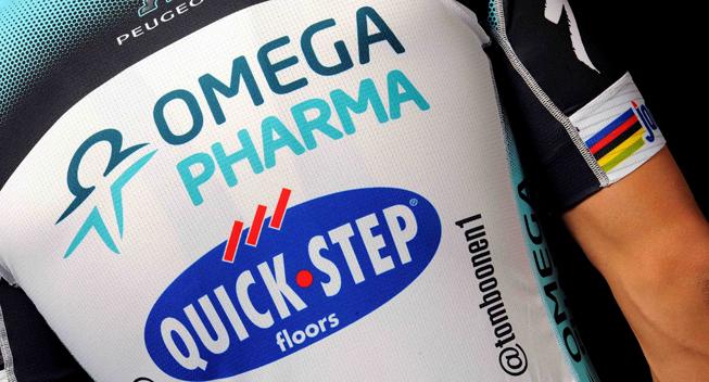 Omega-Pharma-QuickStep Twitter