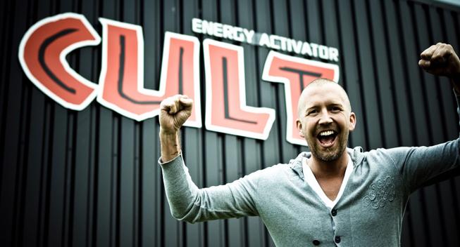 Team CULT Energy debuterer i weekenden