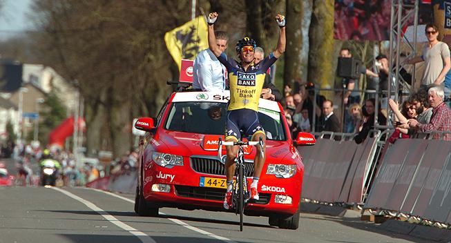 Amstel2013 Roman Kreuziger sejr