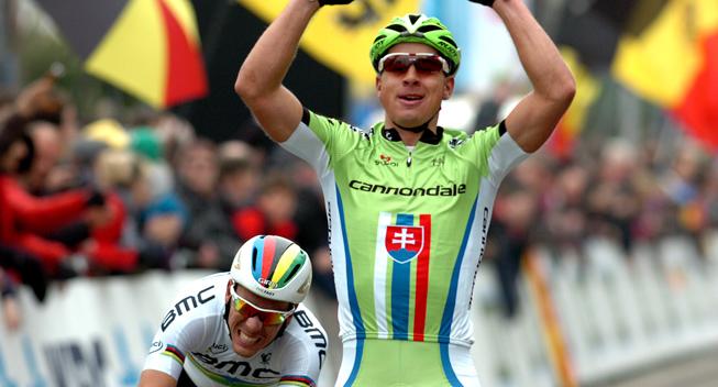 Brabantse Pijl 2013 Peter Sagan sejr