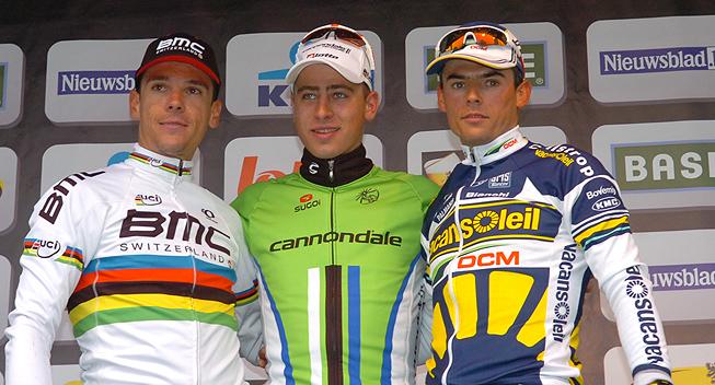 Brabantse Pijl 2013 podiet