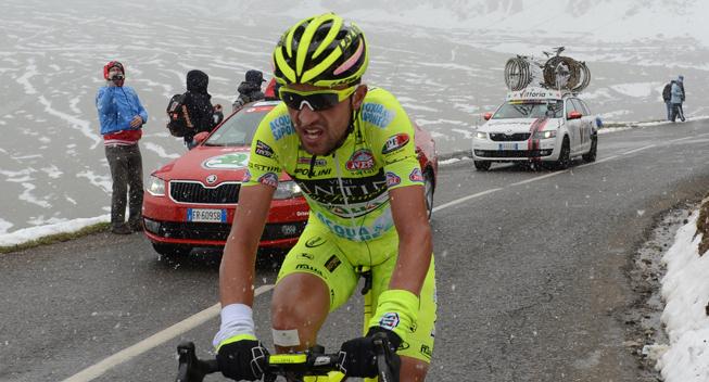 Giro2013 15 etape Matteo Rabottin