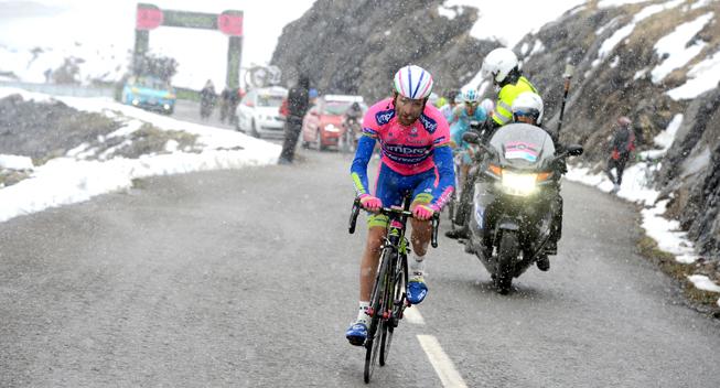 Giro2013 15 etape Michele Scarponi