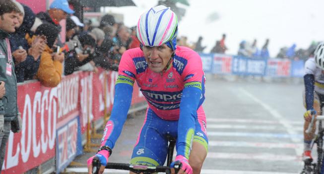 Giro2013 15 etape Przemyslaw Niemec