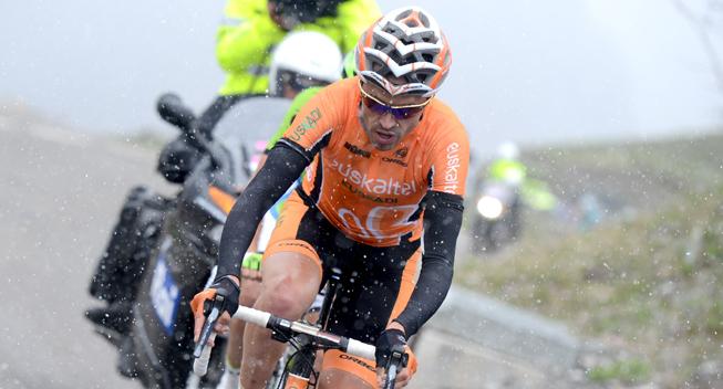 Giro2013 15 etape Samuel Sanchez