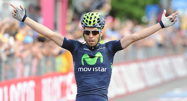 Giro 17 etape Giovanni Visconti