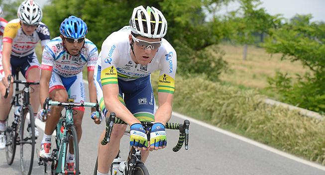Giro 17 etape Luke Durbridge