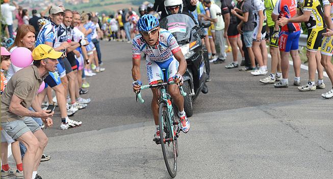 Giro 17 etape Miguel Angel Rubiano Chavez