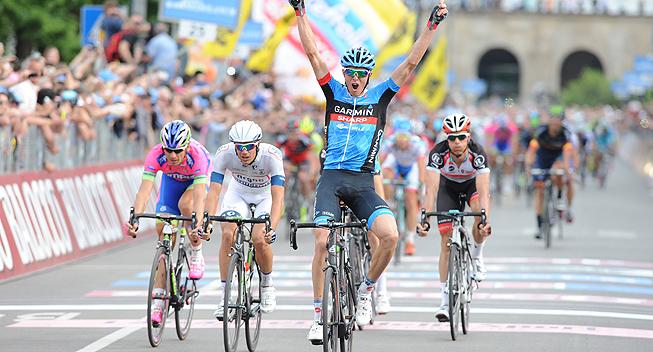 Giro 17 etape Ramunas Navardauskas troede han vandt