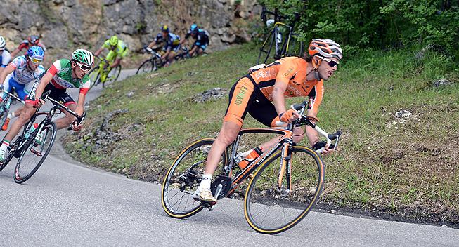 Giro 17 etape Samuel Sanchez