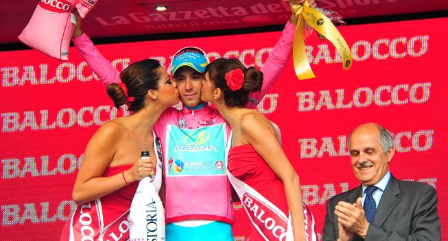 Giro 17 etape Vincenzo Nibali