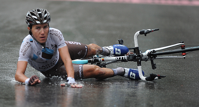 Photo: I could be ready for Il Lombardia and to end my season by racing in China...