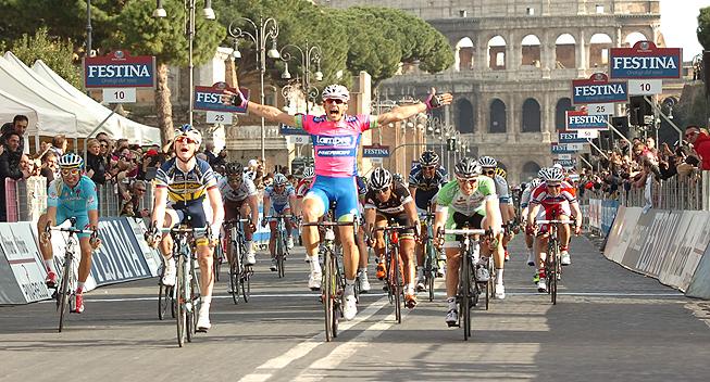 Roma Maxima 2013 Filippo Pozzato