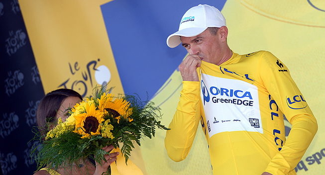 CyclingQuotes.com Orica-GreenEdge doubles its tally with team win in Nice c9908c027