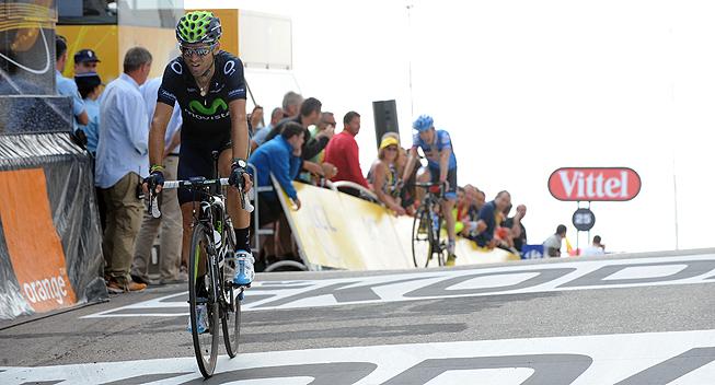 TdF2013 15 etape Alejandro Valverde