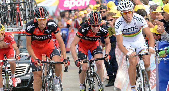 TdF2013 15 etape Cadel Evans