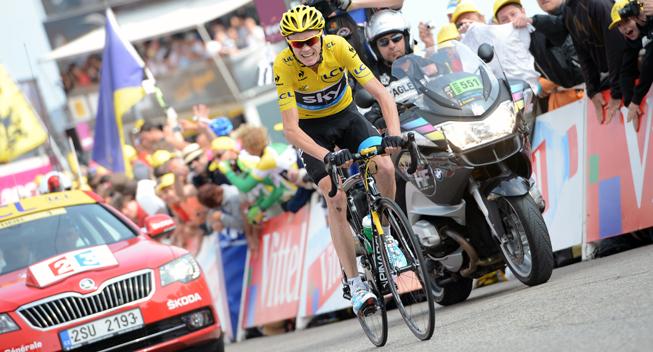 TdF2013 15 etape Chris Froome