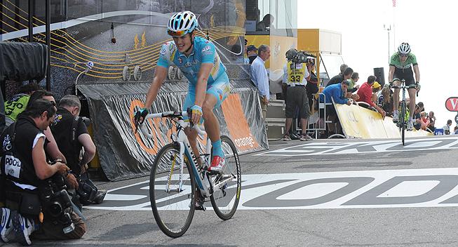 TdF2013 15 etape Jakob Fuglsang