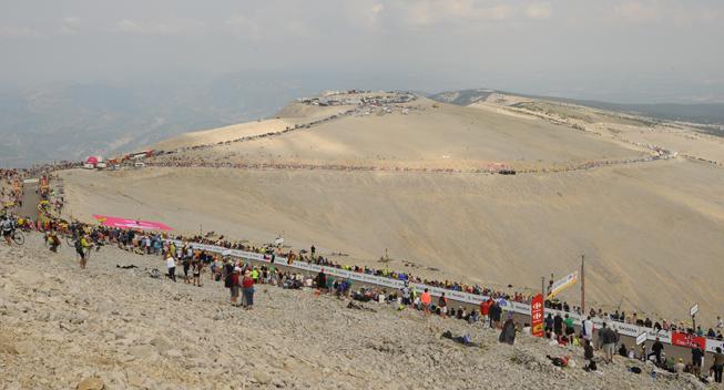 TdF2013 15 etape Mont Ventoux