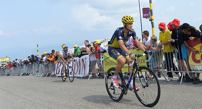 TdF2013 15 etape Nicolas Roche