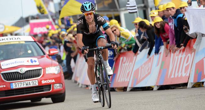 TdF2013 15 etape Richie Porte