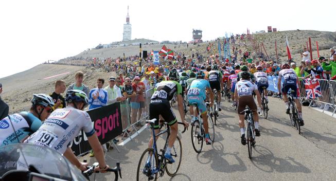 TdF2013 15 etape gruppetto