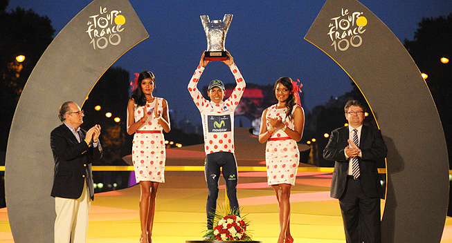 Tour de France 2016: Bjergtrøjen