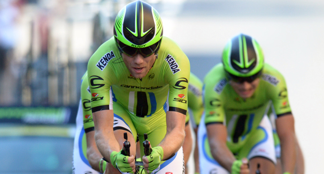Photo: It has been confirmed by Italian media that Cannondale Procycling will fold with the end of 2014 season and the Italian bike manufacturer will merge with Garmin-Sharp as a sponsor from 2015.