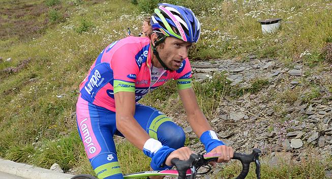 Scarponi går efter top-5 i Giroen