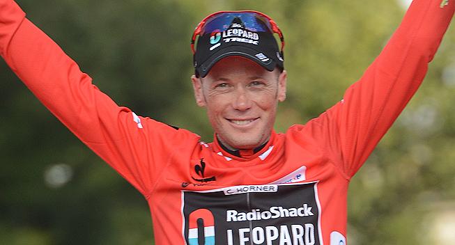 Horner: Ikke noget bedre at lave end at køre cykelløb