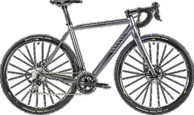 Test: Canyon Inflite AL 8.0 cross cykel Feltet.dk