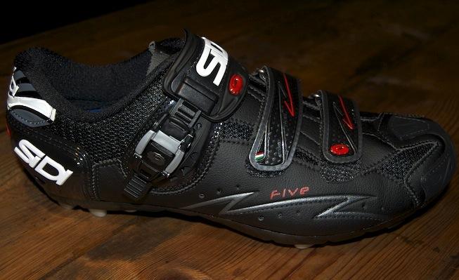Test: Sidi Five XC cykelsko Feltet.dk