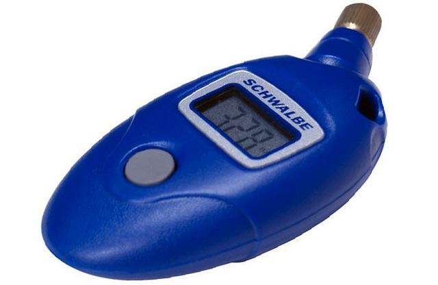 Digital dæktryksmåler cykel