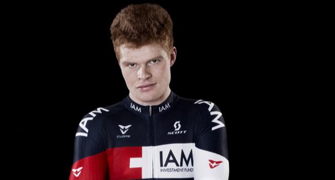 Photo: His career started in 2006 at Team Heinz von Heiden...