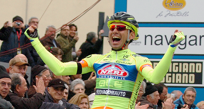 Photo: Take the Pellizotti case because if he went to Astana, he had to wait a few more months before he could ride but instead with Androni can ride immediately without problems?