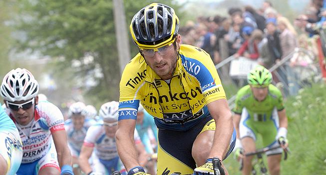 Manuele Boaro (Tinkoff-Saxo) Photo: � (cyclingquotes.com).